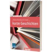 Zwischendurch mal... kurze Geschichten Kopiervorlagen A2- B2, Rainer E. Wicke, HUEBER