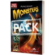 Ancient Monsters Pachetul profesorului (reader cu cross-platform APP and TB pe CD-ROM)