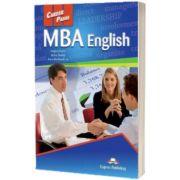 Career Paths. MBA English. Manualul elevului cu digibook app.