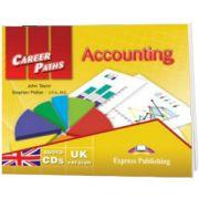 Curs de limba engleza. Career Paths Accounting - Audio CD