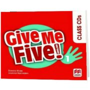 Give me five! Level 1. Audio CD