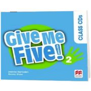 Give me five! Level 2. Class Audio CDs