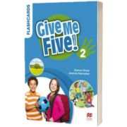Give me five! Level 2. Flashcards
