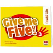 Give me five! Level 3. Audio CD