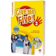 Give me five! Level 3. Flashcards