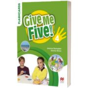Give me five! Level 4. Flashcards