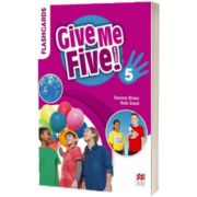 Give me five! Level 5. Flashcards