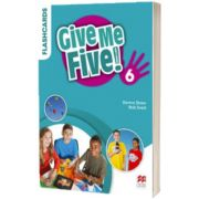 Give me five! Level 6. Flashcards