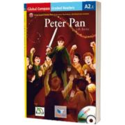 Graded Reader. Peter Pan with MP3 CD Level A2.1 (British English)