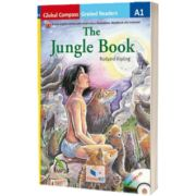 Graded Reader. The Jungle Book with MP3 CD. Level A1 (British English)
