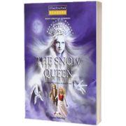Literatura adaptata pentru copii. Benzi desenate The Snow Queen Set cu Multi-Rom