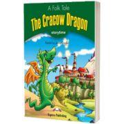 Literatura adaptata pentru copii. The Cracow Dragon cu cross-platform App.