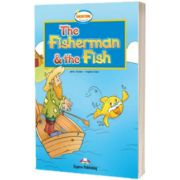 Literatura adaptata pentru copii. The fisherman and the fish cu Cross-platform App