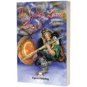 Literatura adaptata pentru copii. The Golden Stone Saga I Pachetul elevului (carte + audio CD + caiet de activitati)