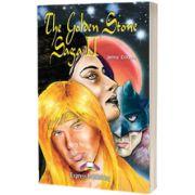 Literatura adaptata pentru copii. The Golden Stone Saga II Pachetul elevului (carte + audio CD + caiet de activitati)