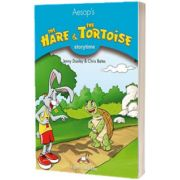 Literatura adaptata pentru copii. The hare and the tortoise cu Cross-platform App.