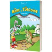 Literatura adaptata pentru copii. The hare and the tortoise Manualul Profesorului cu App.