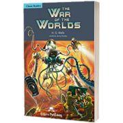 Literatura adaptata pentru copii. The War of the Worlds Retold cu CD