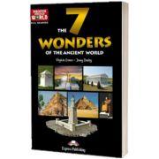 Literatura CLIL. The 7 Wonders of the Ancient World reader cu cross platform APP