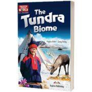 Literatura CLIL. The Tundra Biome reader cu cross-platform APP