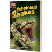 Literatura CLIL. Venomous Snakes reader cu cross-platform APP