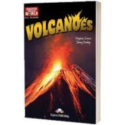Literatura CLIL. Volcanoes reader cu cross-platform APP