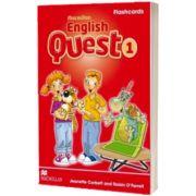 Macmillan English Quest 1. Flashcards