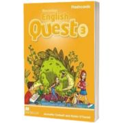 Macmillan English Quest 3. Flashcards