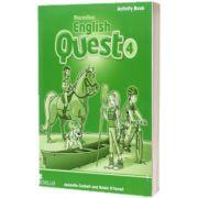 Macmillan English Quest 4. Activity Book