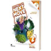 Macmillan Next Move Level 2. Class Audio CD