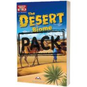 The Desert Biome reader cu digibook APP