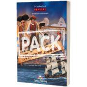 Treasure Island (Reader and Audio CD)