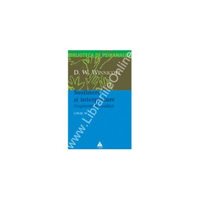 Opere, vol. 5 - Susţinere şi interpretare. Fragment de analiză