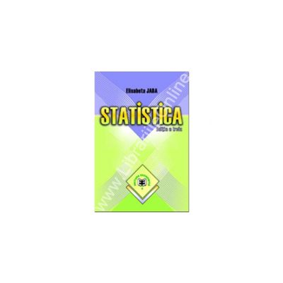 Statistica, Ediţia a III-a