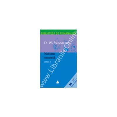 Opere, vol. 3 - Natura umană