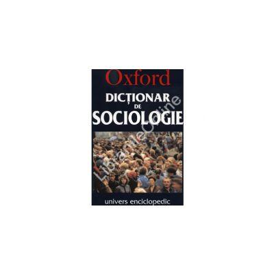 Dictionar de sociologie. Oxford