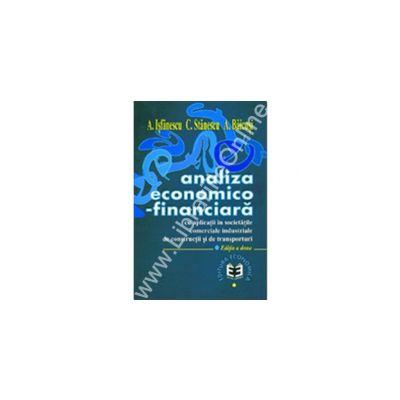 Analiza economico-financiară, Editia a II-a