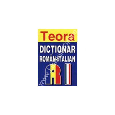Dictionar roman-italian de buzunar