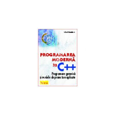 Programarea moderna in C++