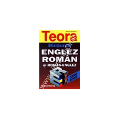 Dictionar englez-roman si roman-englez, 32000 de cuvinte