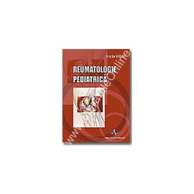 REUMATOLOGIE PEDIATRICA