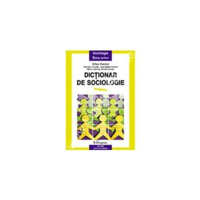 Dictionar de sociologie (coeditare)