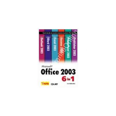 OFFICE 2003 6 in 1