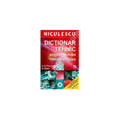 Dictionar tehnic englez-roman / roman-englez