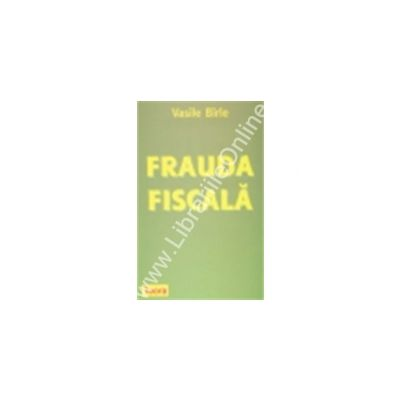 Frauda fiscala