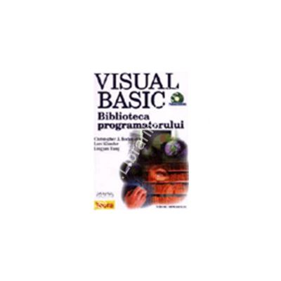 Visual Basic - Biblioteca programatorului