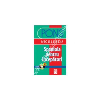 Spaniola pentru incepatori (cu CD audio)