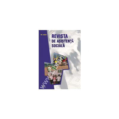 Revista de Asistenta Sociala Nr. 4/2004