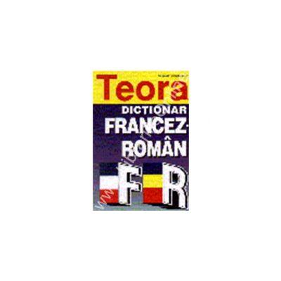 Dictionar francez - roman, 60.000 cuvinte