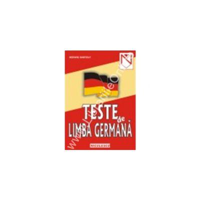 Teste de limba germana